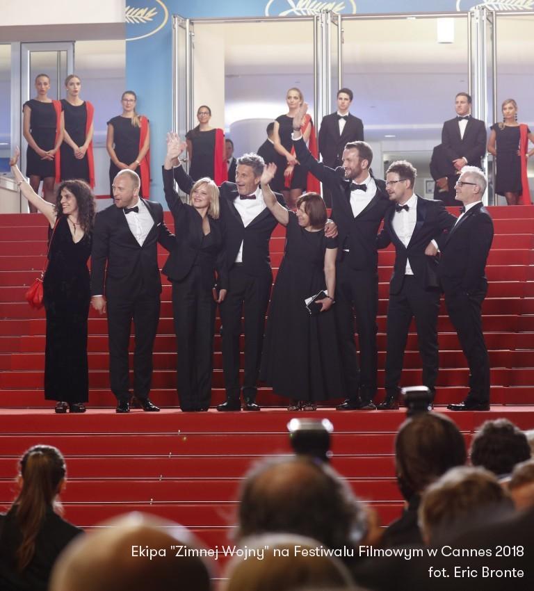 """""""Zimna Wojna"""" na Festiwalu w Cannes"""