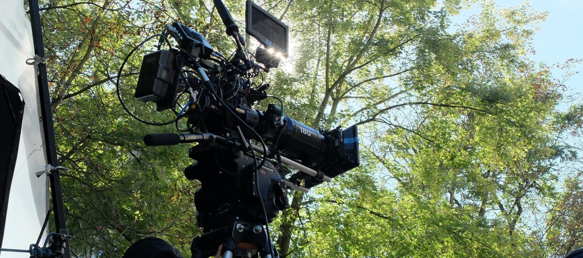 Green Filming w Łodzi